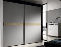 Armadio scorrevole design moderno partition 1