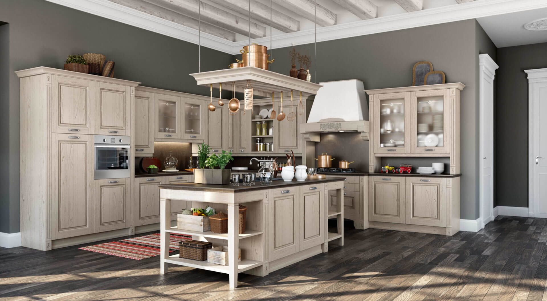 cucina classica modello verona