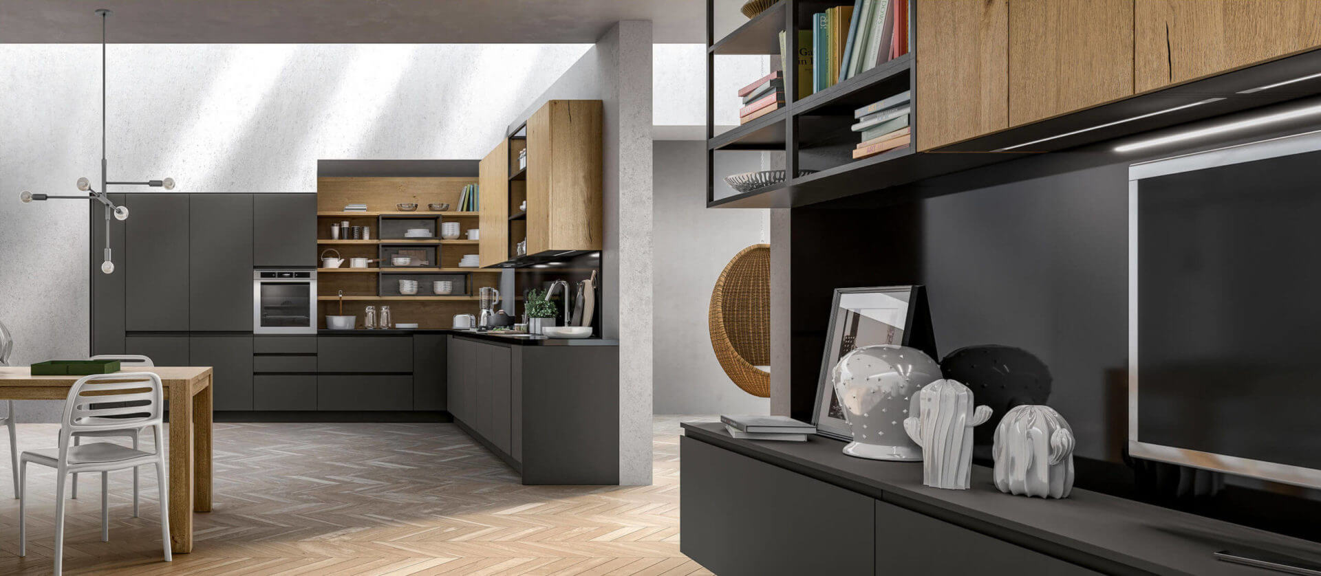 cucina design wega