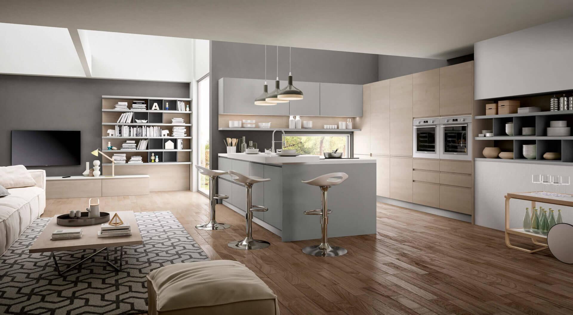 cucina wega moderna