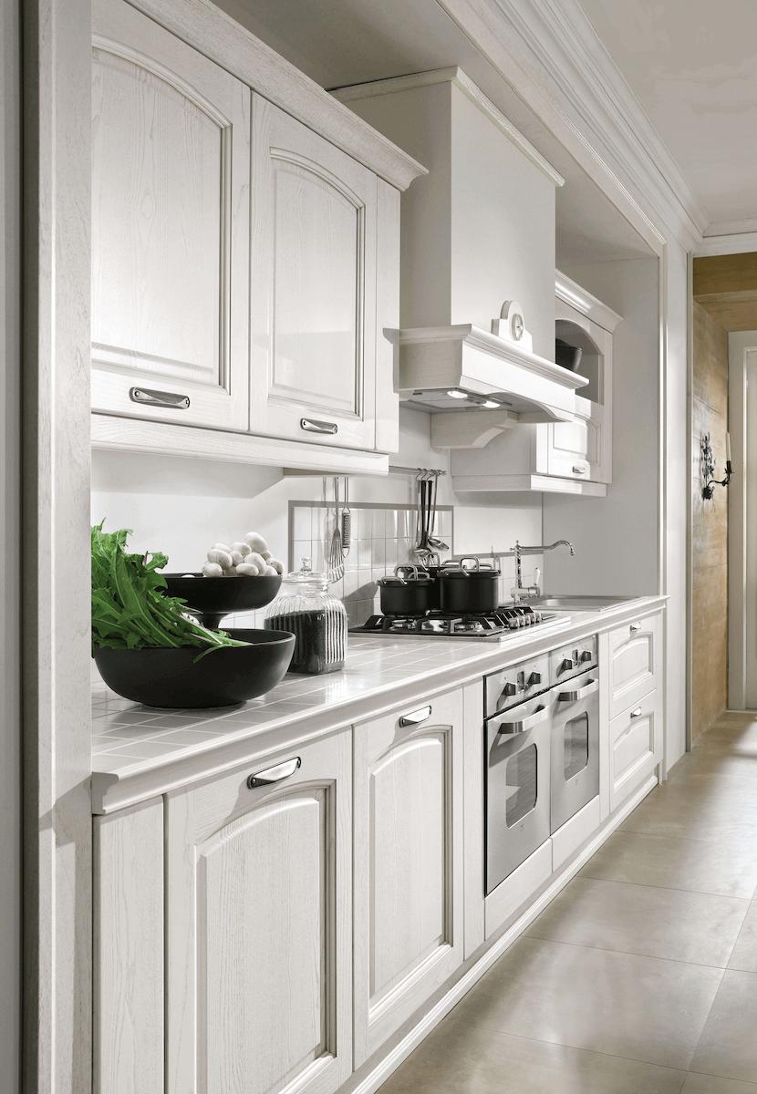 cucina bianca padova