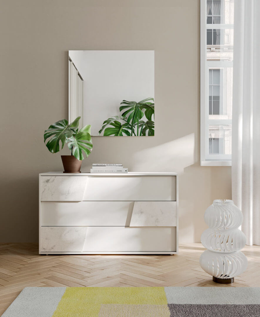 cassettiera marmo padova