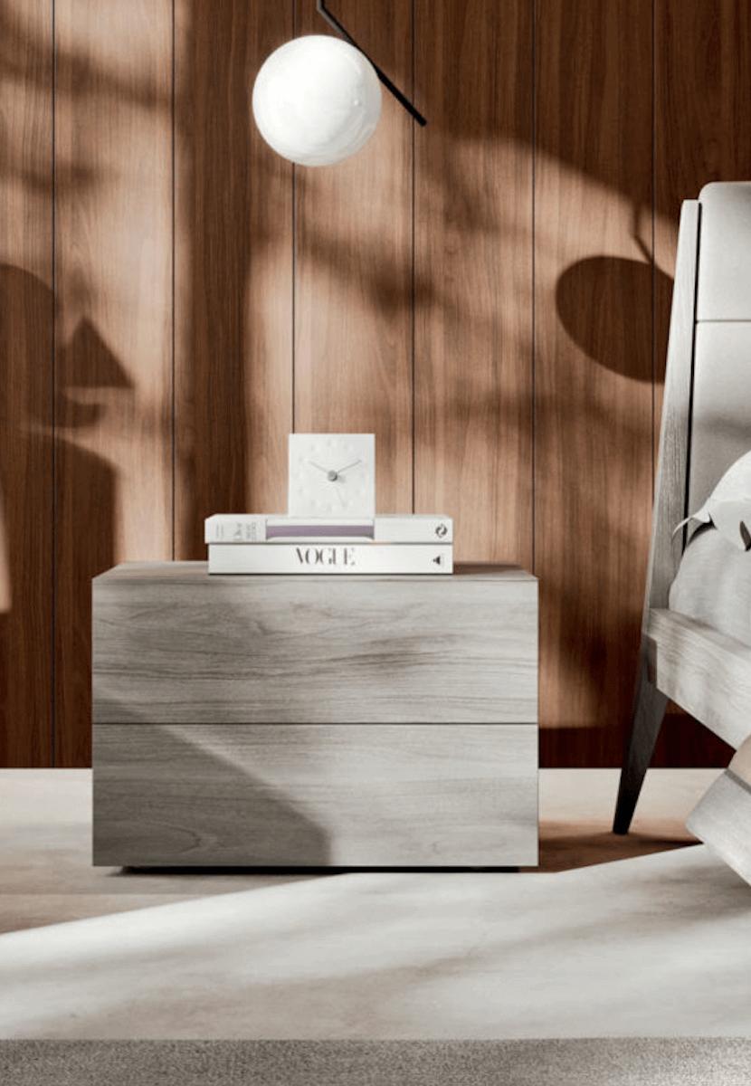 comodino legno moderno padova