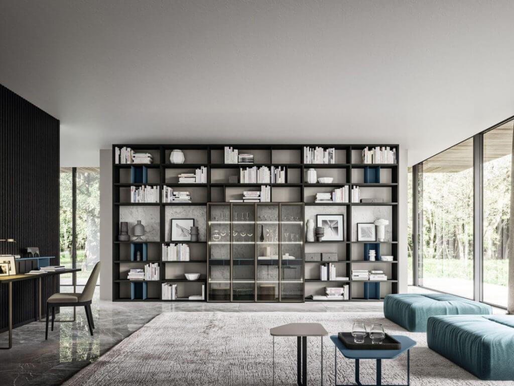 librerie soggiorno padova
