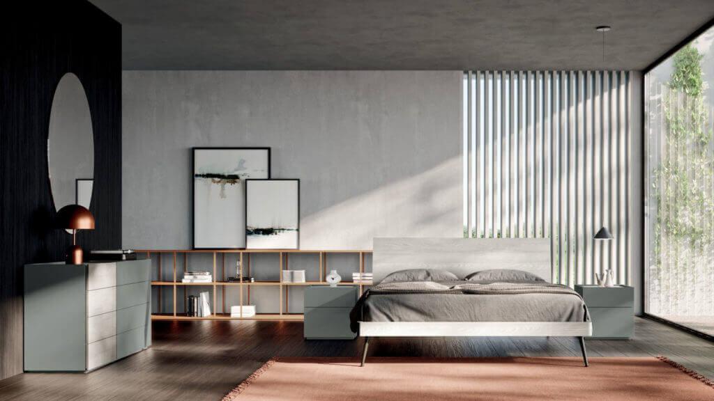 mobili camera da letto design
